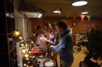 Groepsaccommodatie-Friesland-het familie afwas momentje ;-)