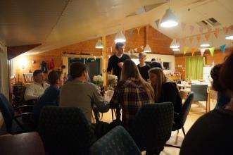 Groepsaccommodatie-Friesland-een feestje met familie